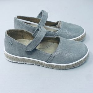 NATURINO**Silver Shoes**US 10.5**$80